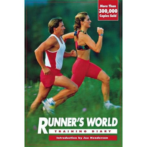 Runner's World Training Diary - 2 Edition (Hardcover) - image 1 of 1