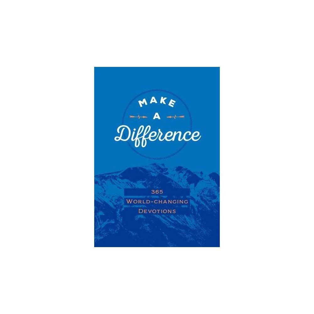 Make a Difference - by Ken Castor (Paperback)