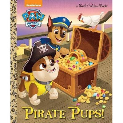 Pirate Pups! (Hardcover) (Ursula Ziegler Sullivan)