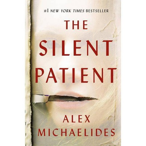 Silent Patient -  by Alex Michaelides (Hardcover) - image 1 of 1