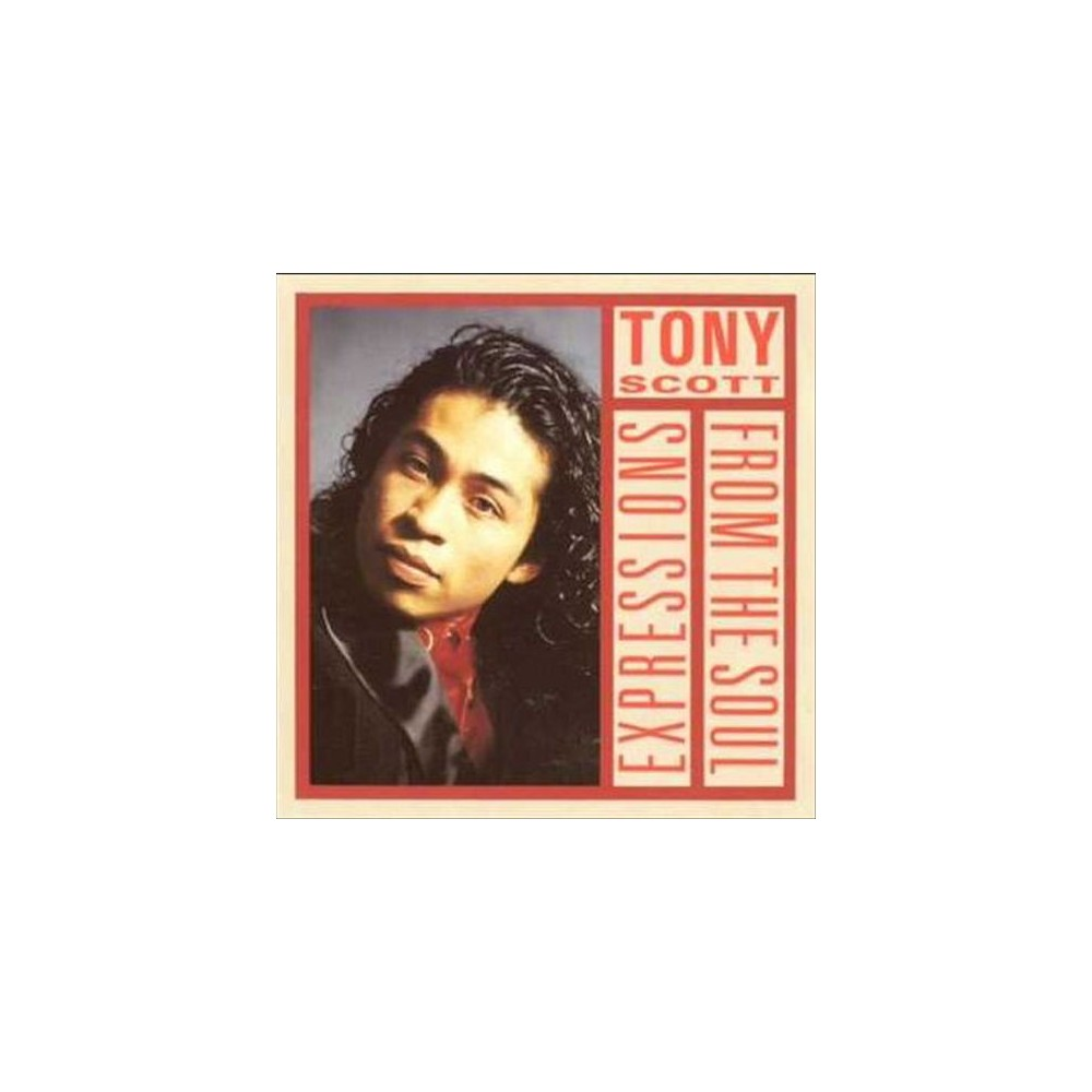 Tony Scott - Chief/Expressions From The Soul (Vinyl)