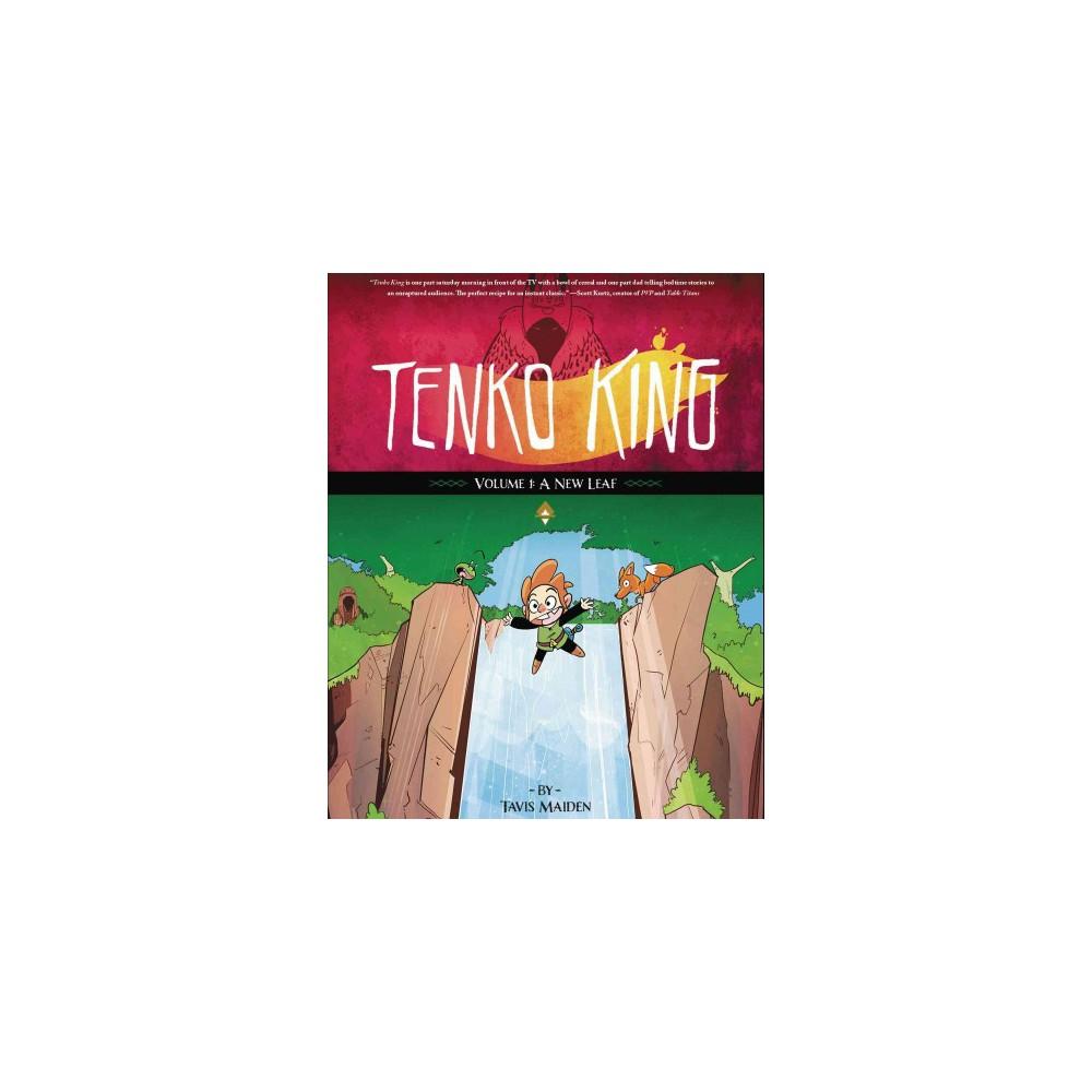 Tenko King 1 : A New Leaf (Paperback) (Tavis Maiden)