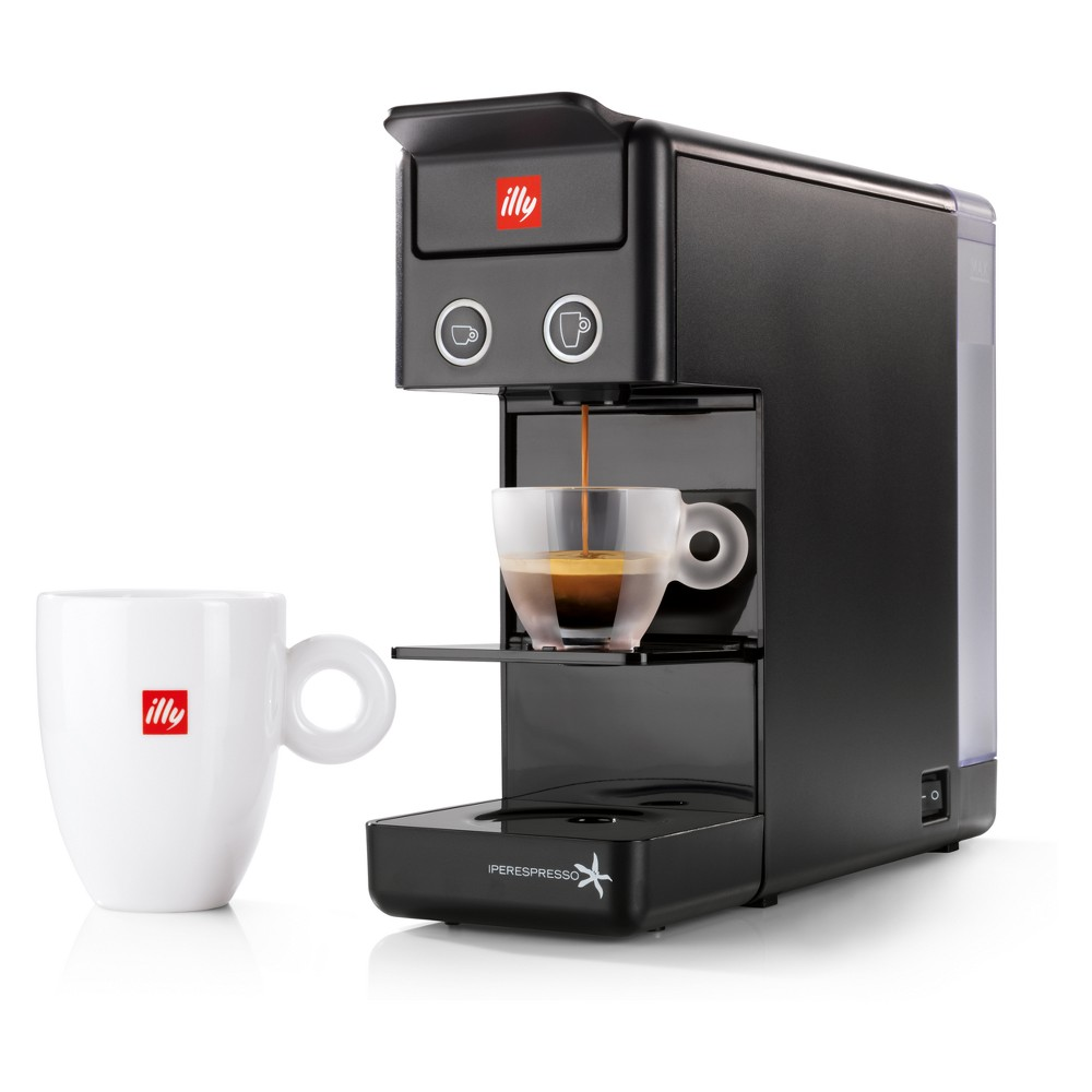 Image of illy Y3.2 Iperespresso Espresso & Coffee Machine - Black