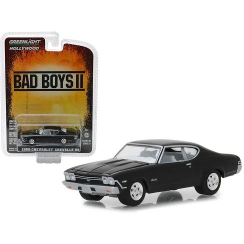 "1968 chevrolet chevelle ss black ""bad boys ii"" (2003) movie"