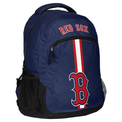 MLB Action Stripe Logo Backpack