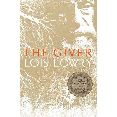The Giver (Reprint, Media Tie In) - by Lois Lowry (Paperback)