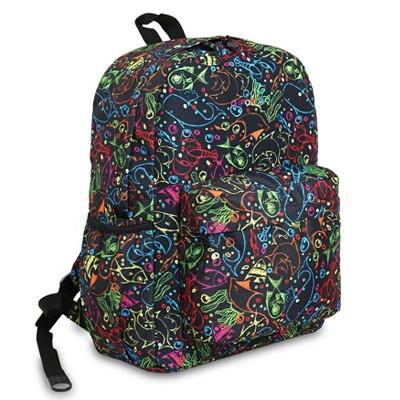 """J World New York OZ 17"""" Laptop Backpack"""