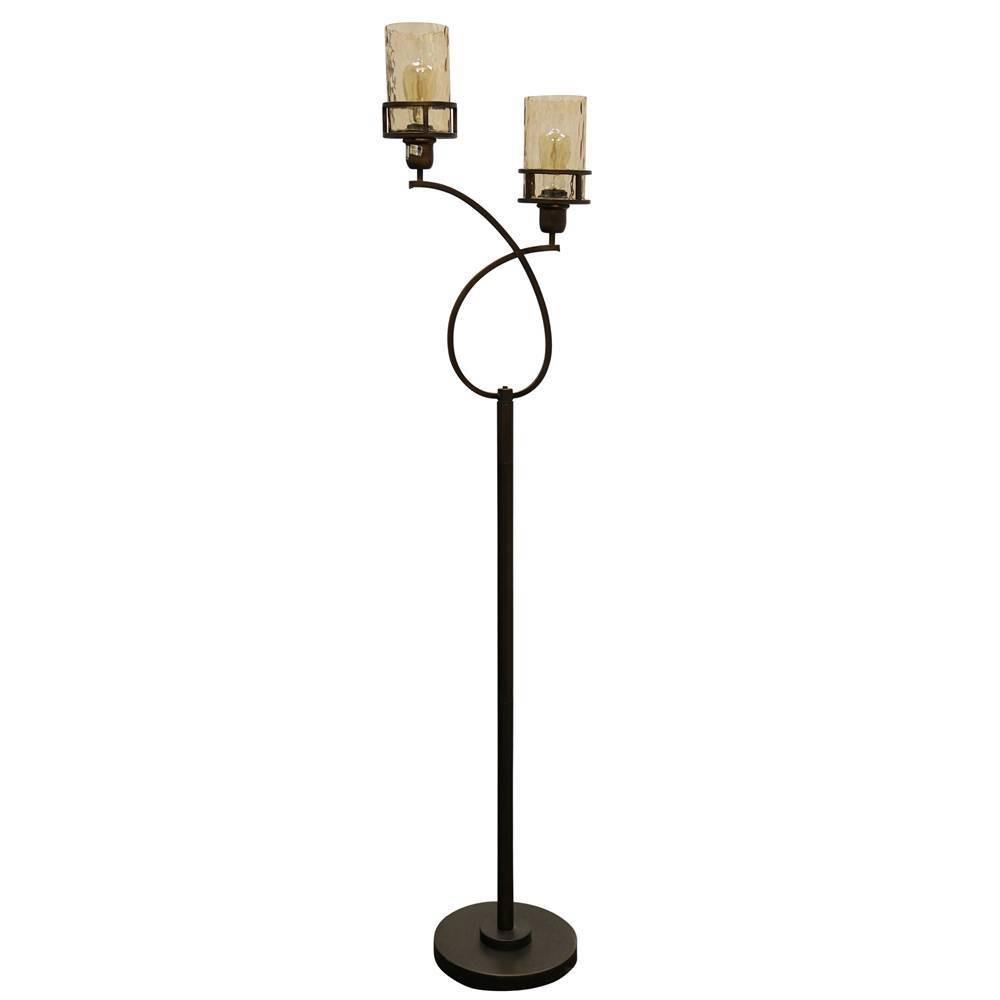 Floor Lamp Golden Bronze (Includes Light Bulb) - StyleCraft