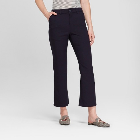 Women's Kick Flare Pants - A New Day™ - image 1 of 3