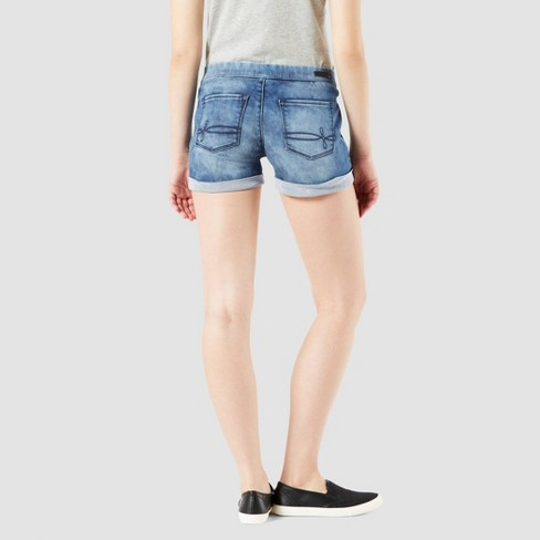 DENIZEN® from Levi's® Women's Rolled Jean Shorts - image 1 of 3