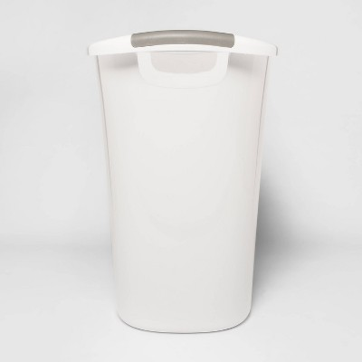 6gal Wastebasket White - Room Essentials™