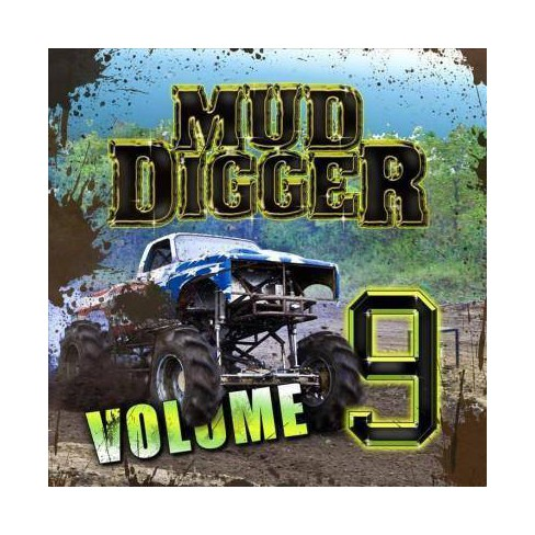 Various - Mud Digger: Vol. 9 (CD) - image 1 of 1