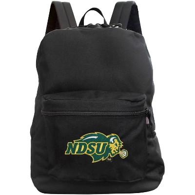 NCAA North Dakota State Bison Black Premium Backpack