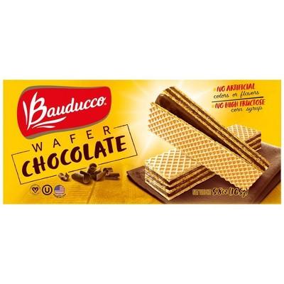 Bauducco Chocolate Wafers - 5.82oz
