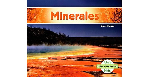 Minerales (Paperback) (Grace Hansen) - image 1 of 1