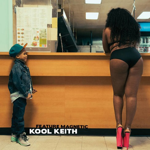 Kool Keith - Feature Magnetic (CD) - image 1 of 1
