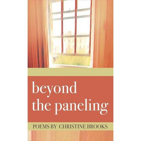Beyond the paneling - by  Christine Brooks (Hardcover) - image 1 of 1