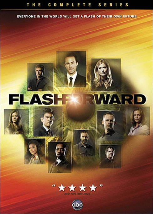 FlashForward: The Complete Series [5 Discs] - image 1 of 1