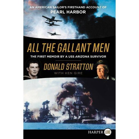 All the Gallant Men - by  Donald Stratton & Ken Gire (Paperback) - image 1 of 1