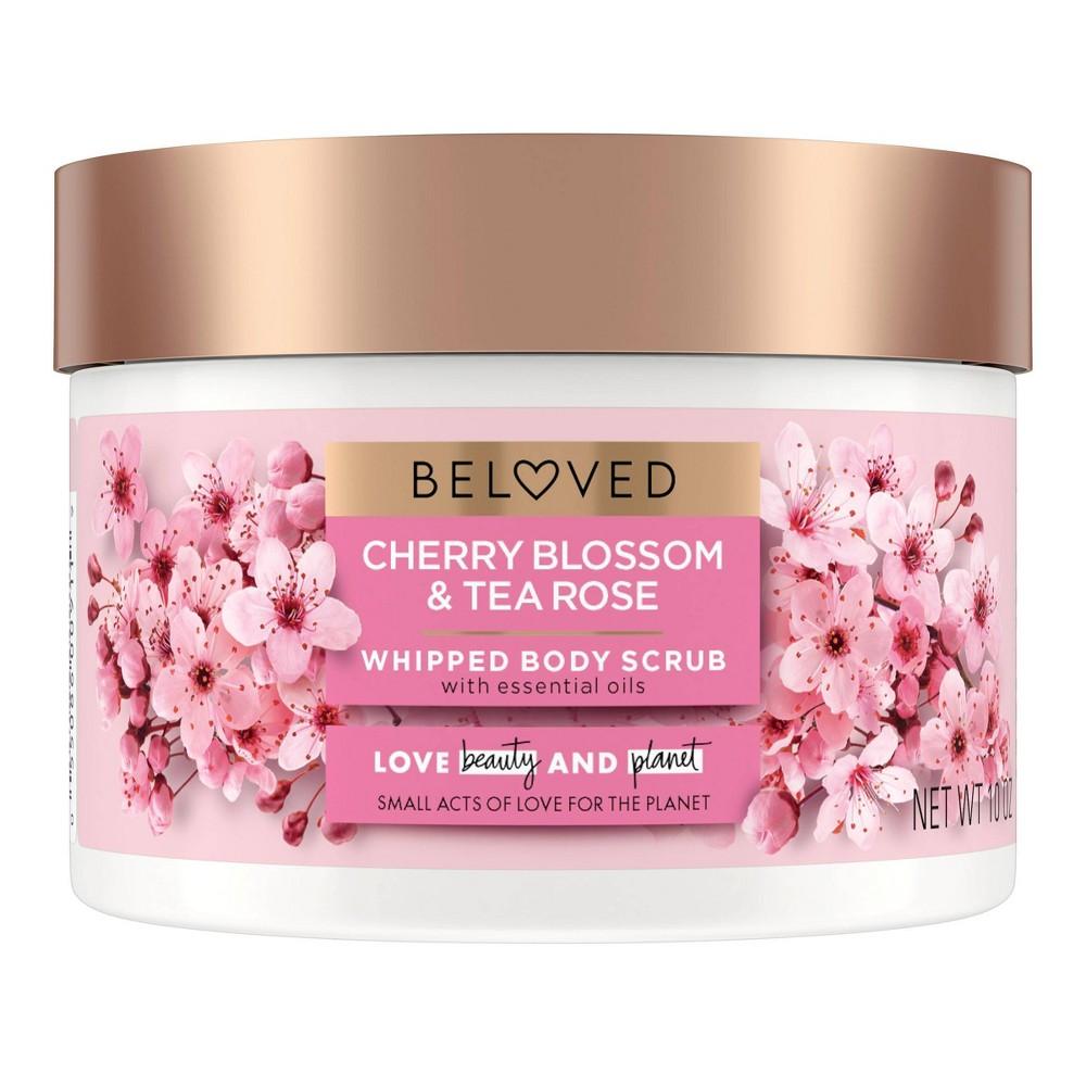 Beloved Cherry Blossom 38 Tea Rose Body Scrub 10oz