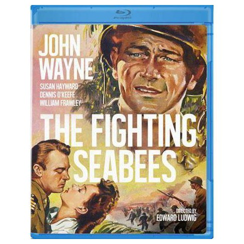 The Fighting Seabees (Blu-ray) - image 1 of 1