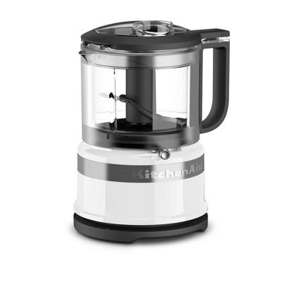 KitchenAid 3.5-Cup Food Chopper - White