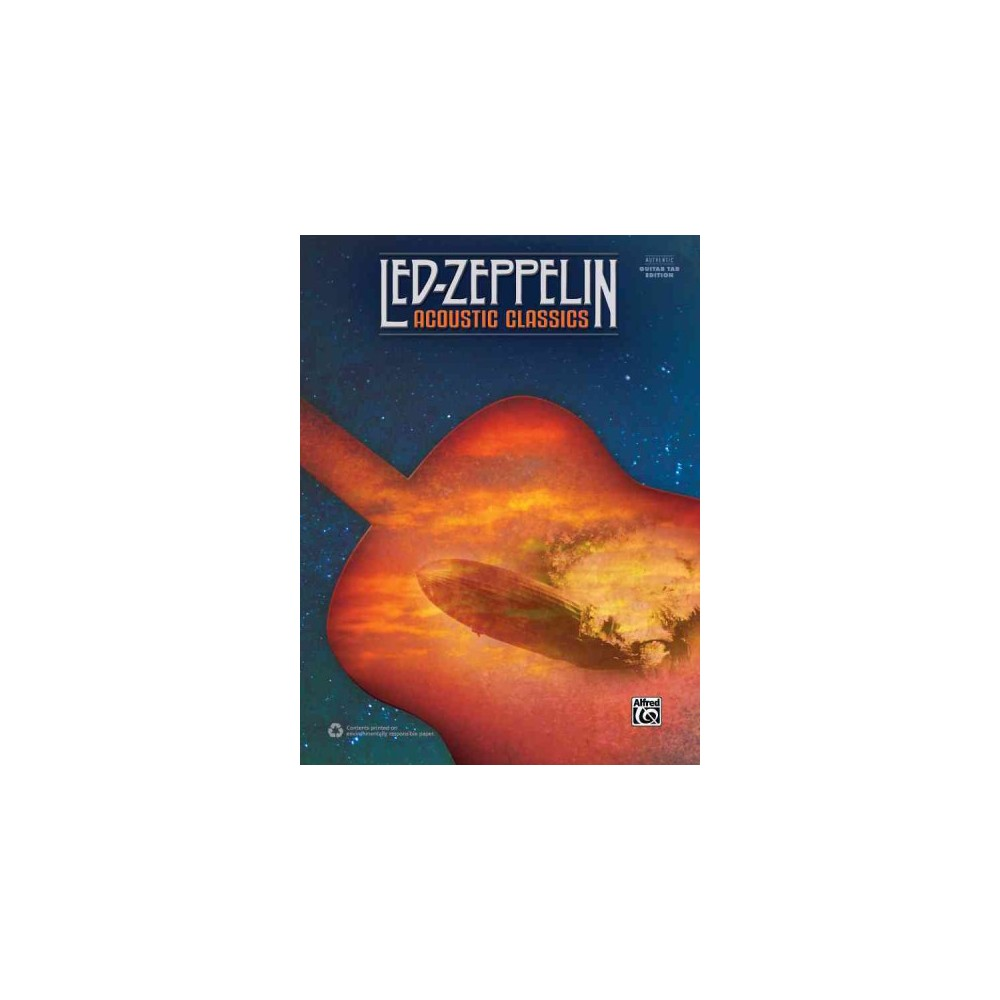 Led Zeppelin Acoustic Classics (Revised) (Paperback)