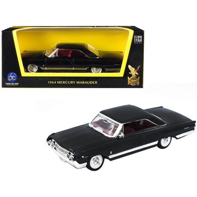 1964 Mercury Marauder Black 1/43 Diecast Model Car by Road Signature