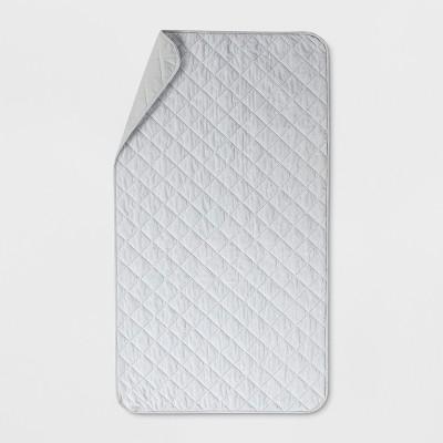 Twin Waterproof Sleep Anywhere Pad Gray