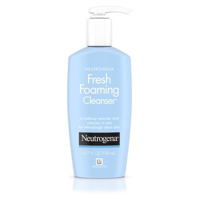 Neutrogena Fresh Foaming Cleanser