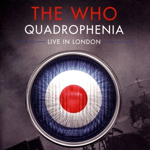 Who - Quadrophenia:Live in london (CD) - image 1 of 1
