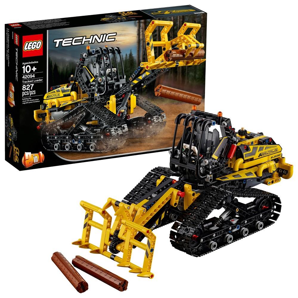 Lego Technic Tracked Loader 42094