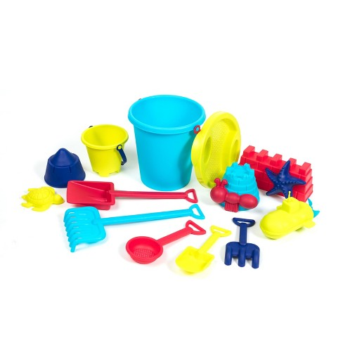 Antsy Pants 15pc Sand Toy Set - image 1 of 8