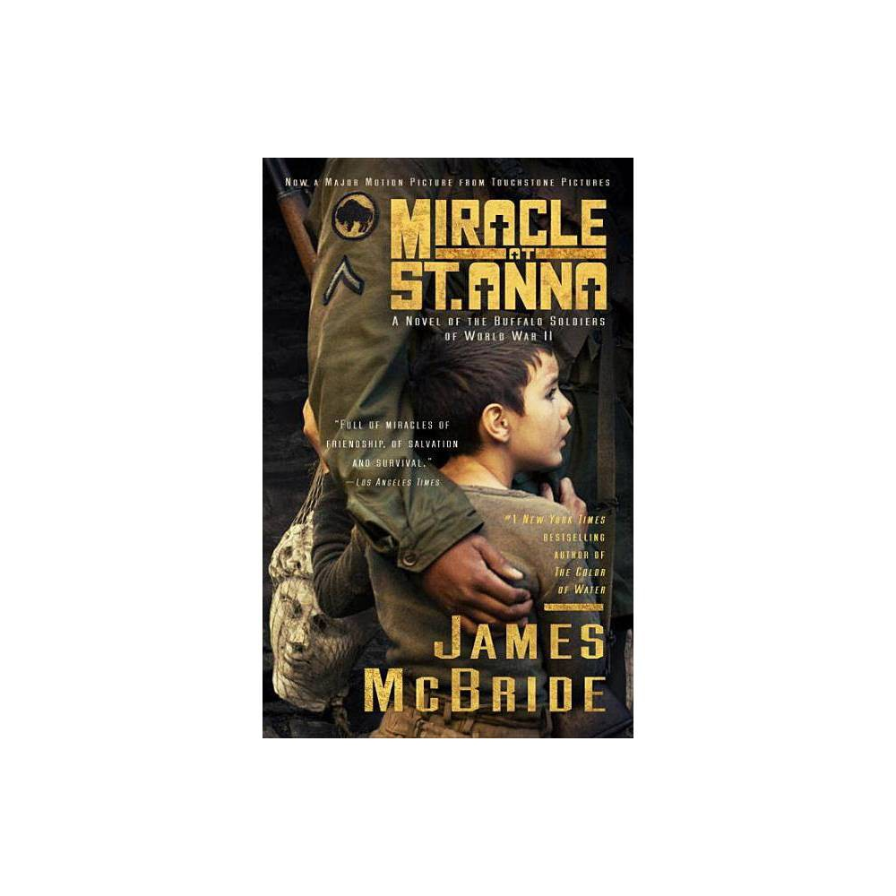 Miracle At St Anna By James Mcbride Paperback