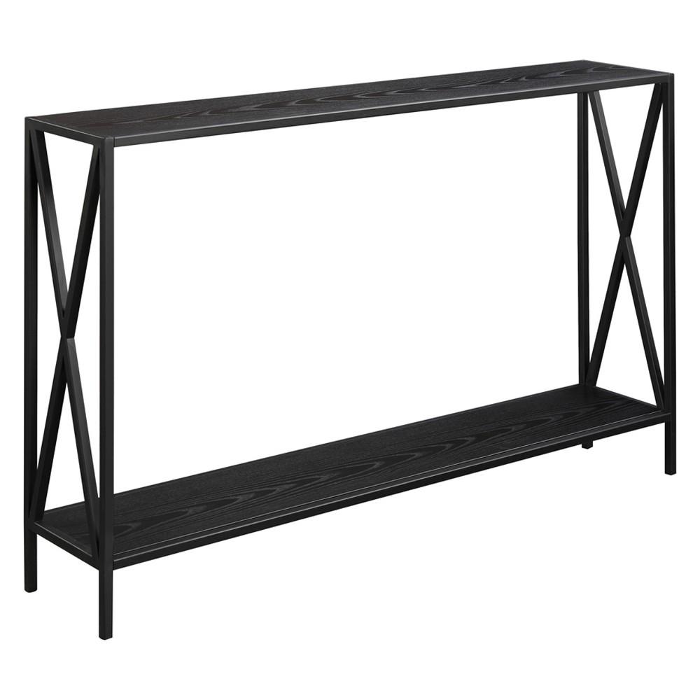 Johar Furniture Tucson Console Table Black