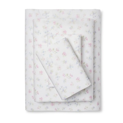 Candy Floral Sheet Set (Queen)Pink - Simply Shabby Chic™