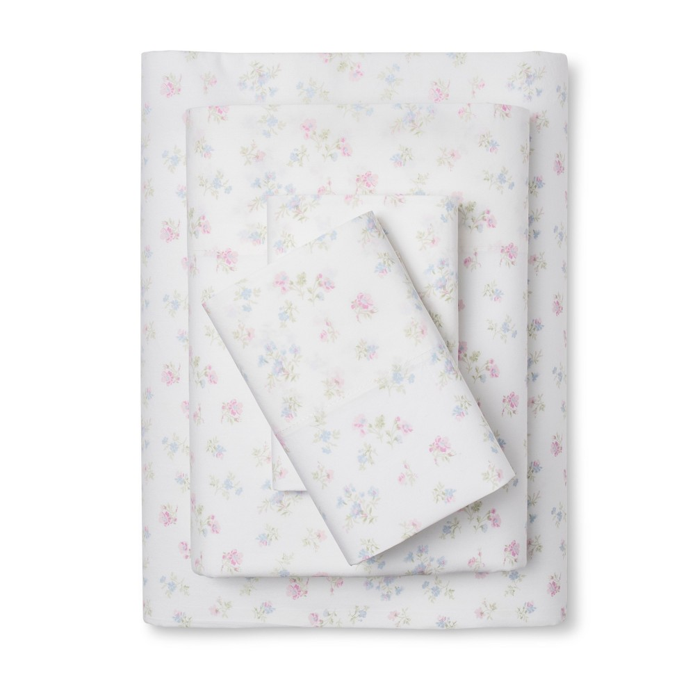 Candy Floral Sheet Set (Queen) Pink - Simply Shabby Chic, Candy Floral Pink