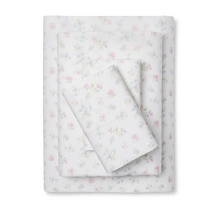 Candy Floral Sheet Set (Twin) Pink - Simply Shabby Chic , Candy Floral Pink