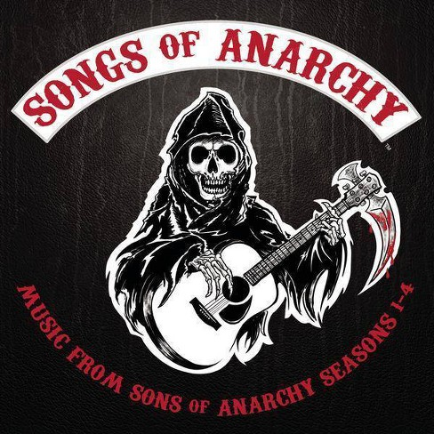 Original Soundtrack - Songs Of Anarchy: Music From Sons Of Anarchy Seasons 1-4 (CD) - image 1 of 1