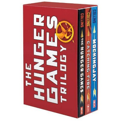 The Hunger Games Trilogy Box Set (Paperback Classic Collection) - by Suzanne Collins
