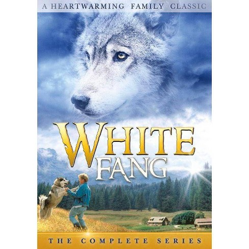 White Fang: The Complete Series (DVD) - image 1 of 1