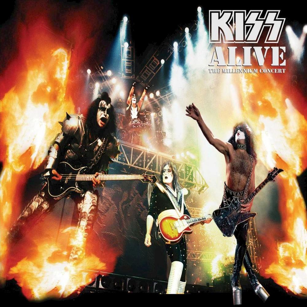 Kiss - Alive:Millennium Concert (Vinyl)