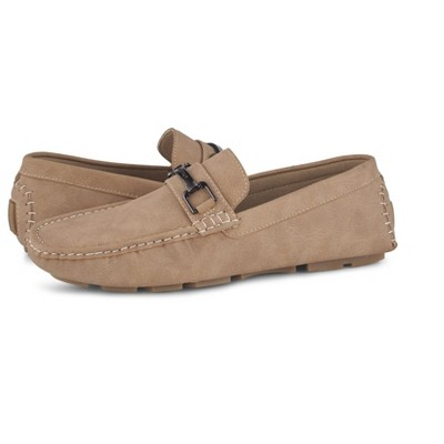 Members Only Men's NuBuck Driving Shoes