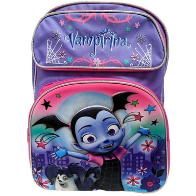 Unknown Vampirina Large 16 Inch 3D Printed Backpack