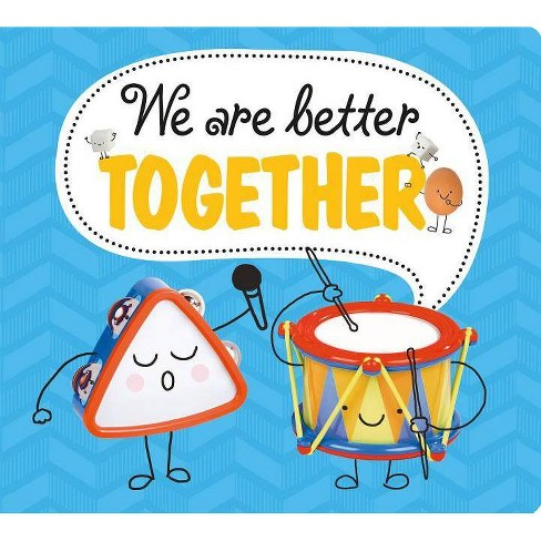 Best Friends: We Are Better Together - by  Roger Priddy (Board_book) - image 1 of 1