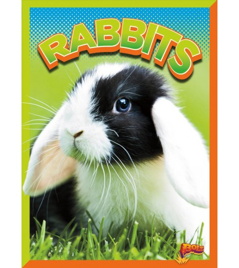 Rabbits -  Reprint (Wild Animal Kingdom) by Gail Terp (Paperback) - image 1 of 1