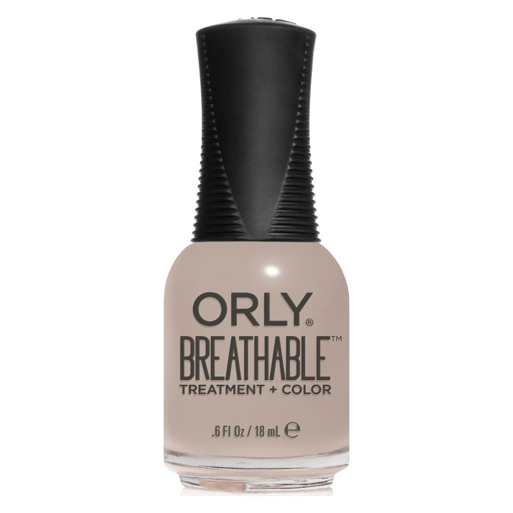 Image of ORLY Breathable Treatment + Color Nail Polish Almond Milk - 0.6 fl oz