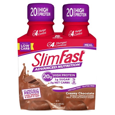 Protein & Meal Replacement: SlimFast SlimFast Advanced Nutrition