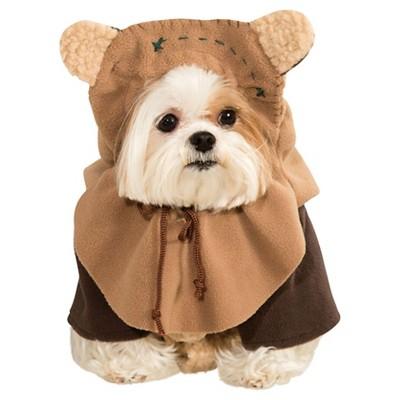 Star Wars Ewok Dog and Cat Costume - Brown