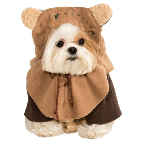 Star Wars Ewok Dog and Cat Costume - Brown - image 1 of 1